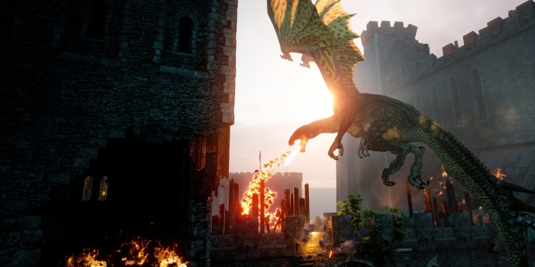 Rollenspiele für PC, PS4, Xbox One: Dragon Age: Inquisition.