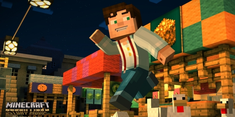 Minecraft: Story Mode - The Order of the Stone ist ab sofort gratis erhältlich.