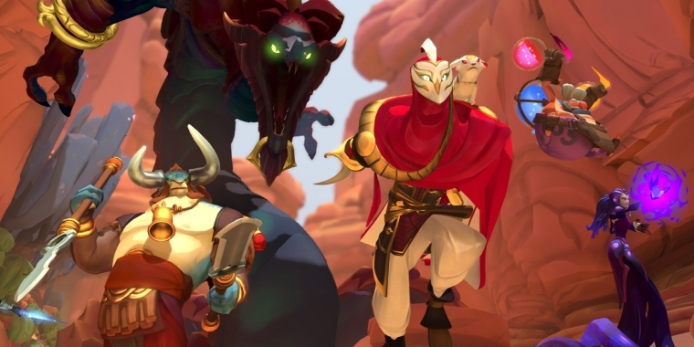 Gigantic: Release erst in 2016 (2)