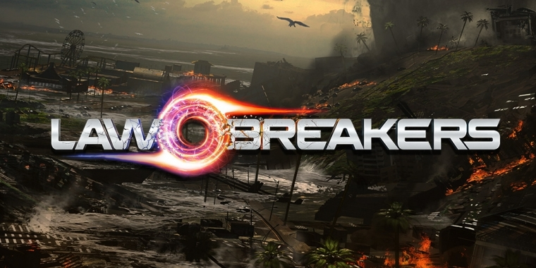 LawBreakers: Logo