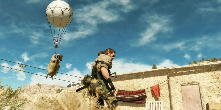 Metal Gear Solid 5: Alle Wildtiere im Spiel finden - Video-Guide.