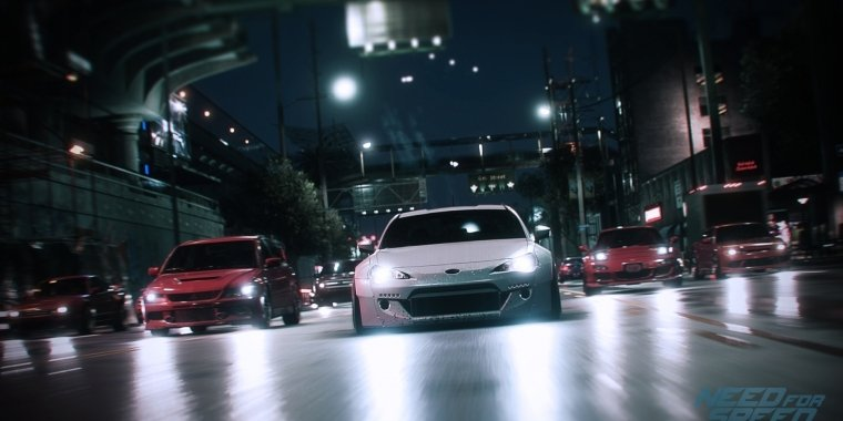 Fünfzehn Minuten Gameplay zu Need For Speed im Video.
