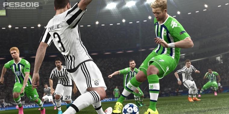 Pro Evolution Soccer 2016  Let s Play der Demo - So gut spielt sich das  neue PES 241bc3cf64102
