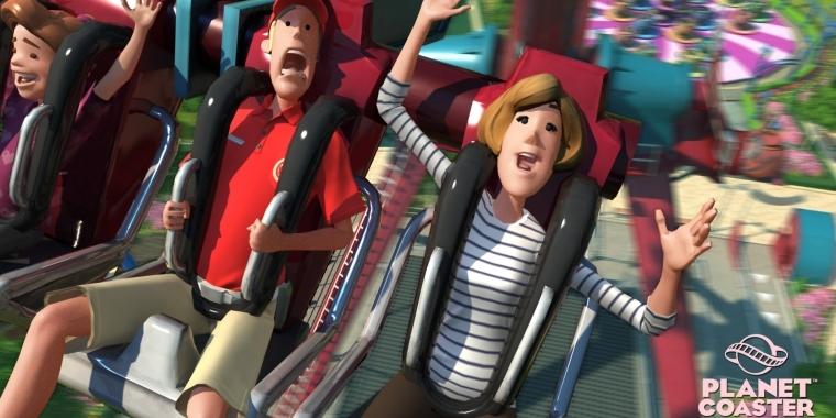 Planet Coaster: Achterbahn-Unfälle als neues Feature