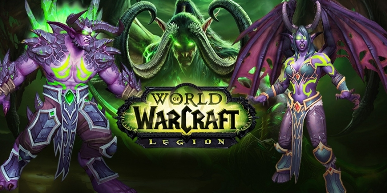 Wie Game Director Tom Chilton jetzt bekanntgab, hat die interne Alpha zu World of Warcraft: Legion offiziell begonnen.