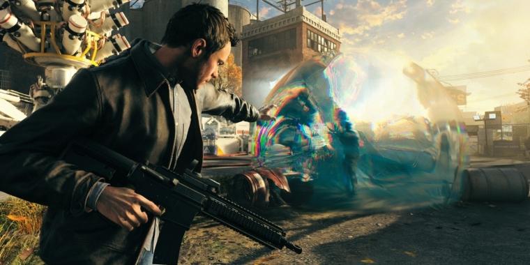Die PC-Version von Quantum Break soll am 5. April auf den Markt kommen.  (7)