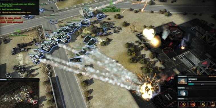 Act of Aggression im Test: Der Geist von C&C lebt weiter