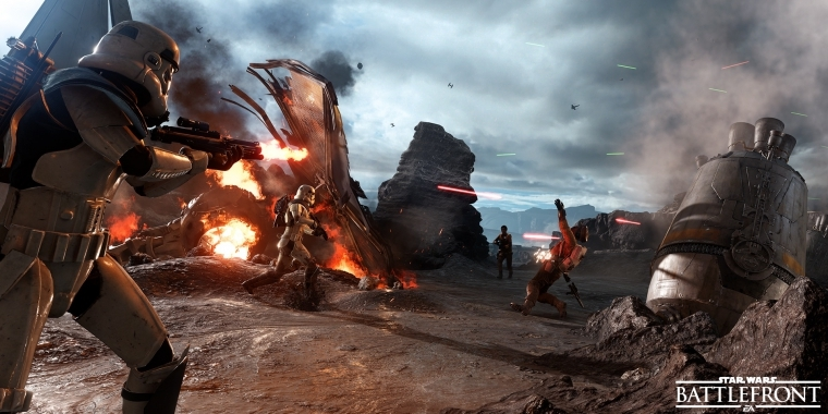 Star Wars Battlefront: Beta-Start steht bevor (2)