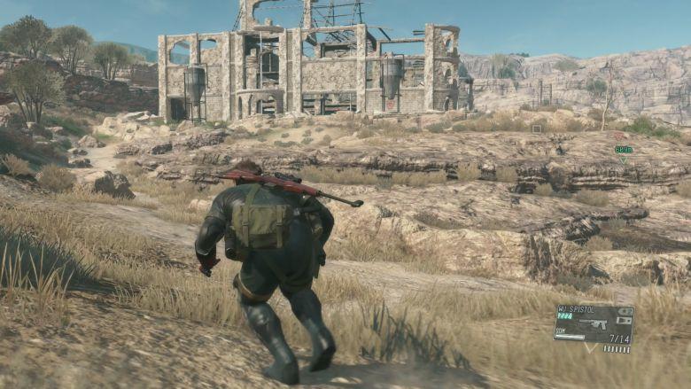 Metal Gear Solid 5 Wichtige Gegenstände