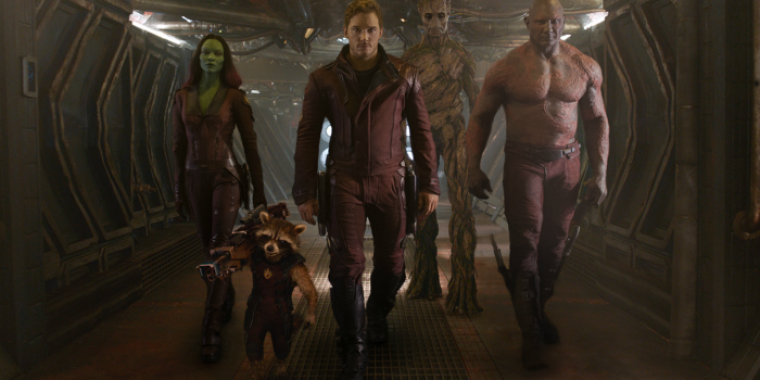 """Guardians of the Galaxy"" (2014)"