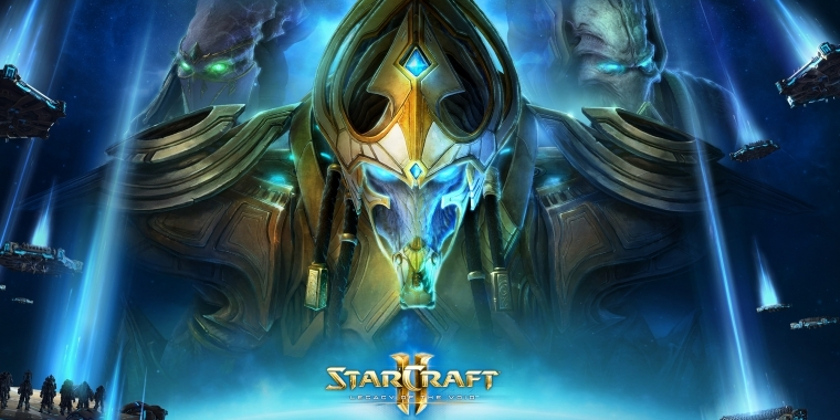 Starcraft 2: Legacy of the Void erscheint am selben Tag wie Fallout 4 und Rise of the Tomb Raider.