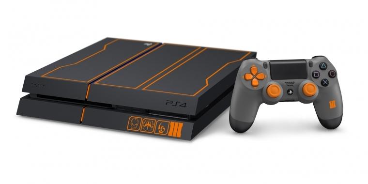 Ps4 Sonys Konsole Erscheint Als Limited Edition Im Call Of Duty