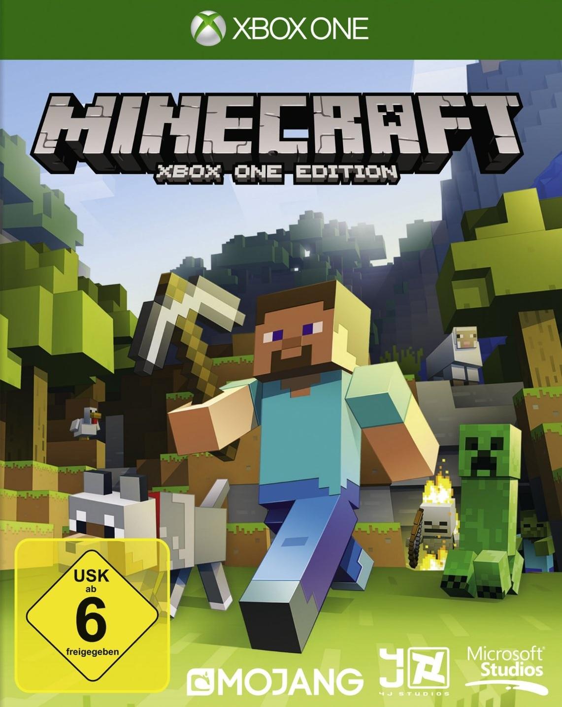 Minecraft Im KLook Der Neue ETrailer Zur Xbox One X - Minecraft spielen fur anfanger