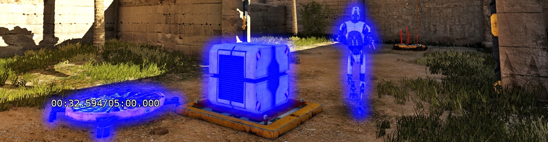 The Talos Principle: Deluxe Edition im Test - Gott will, dass ich Puzzles löse!