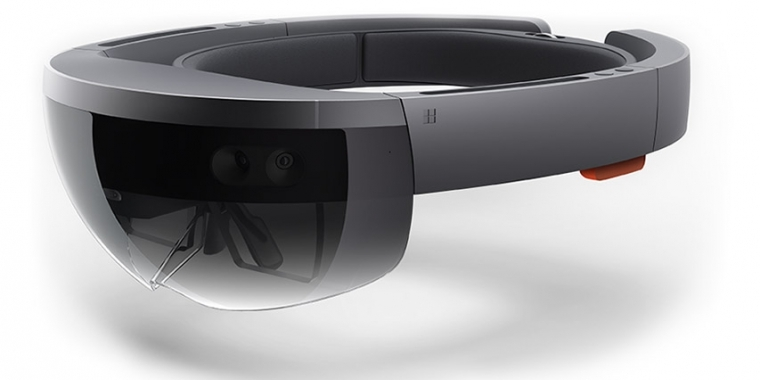 HoloLens: Portal in Augmented Reality mit Microsofts High-Tech-Brille (1)