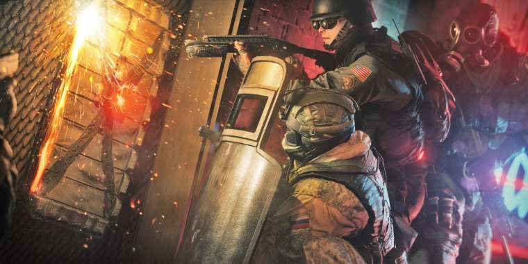 Rainbow six siege operation black ice dlc nun verf gbar - Operation rainbow download ...