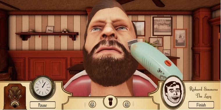 Friseur Simulator Barbershop