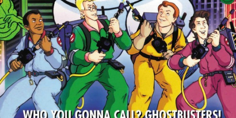 """The Real Ghostbusters"" (1986-91)"