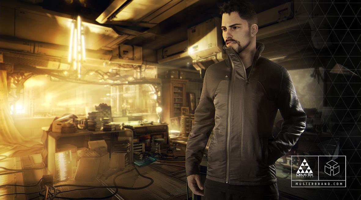 Deus Ex Test Tipps Videos News Release Termin Pcgamesde