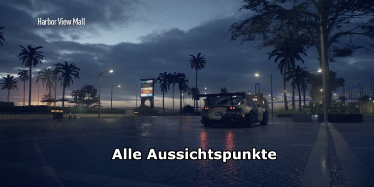 Need for Speed Tipps: Alle Aussichtspunkte im Video, 30 Secrets-Locations