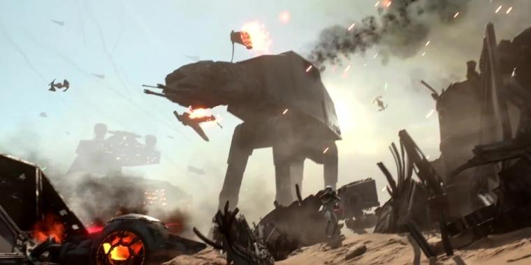 Star Wars Battlefront Sp Kampagne Wegen Filmstart Eingestellt