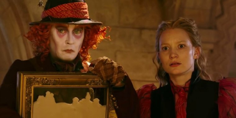 """Alice in Wonderland 2: Through the Looking Glass"" (2016)"