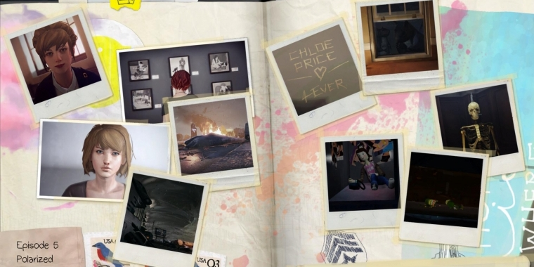 Life is Strange: Episode 5 - Tipp: Fundorte aller zehn Fotos.