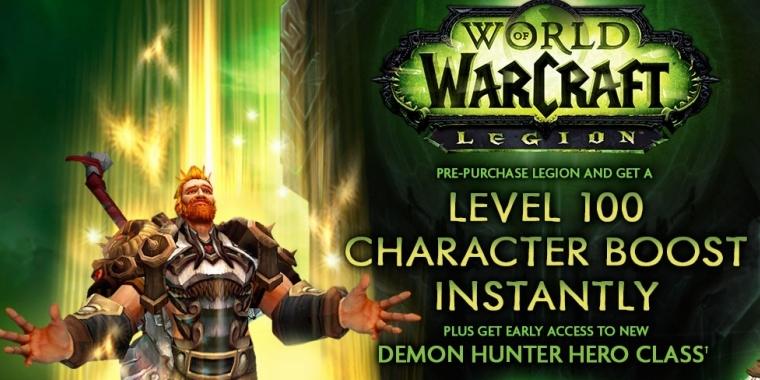 ... Updates on World of Warcraft Legion, StarCraft 2, Overwatch release