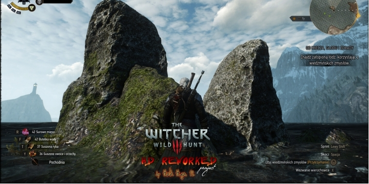 The Witcher HD Reworked überarbeitet Texturen und 3D-Modelle in The Witcher 3.