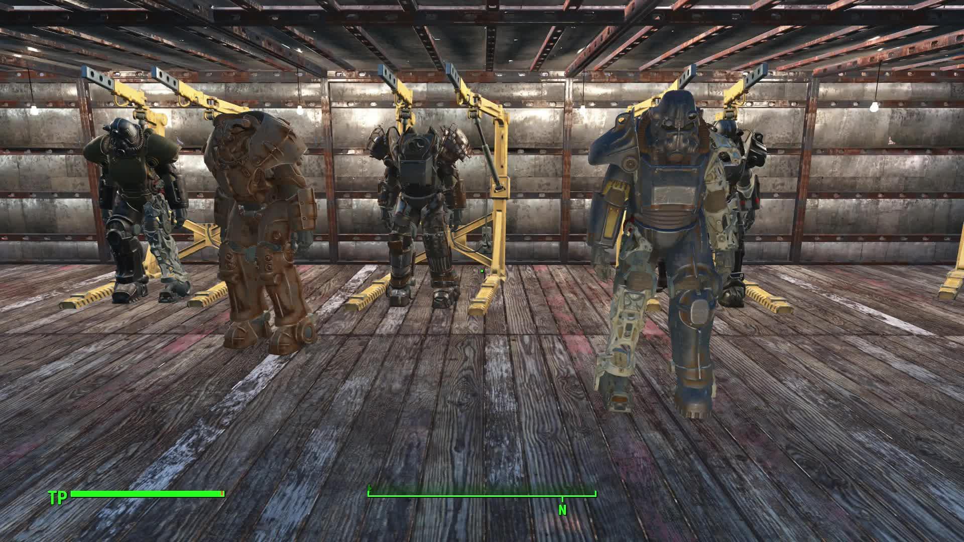 Fallout 4, wackelpuppen, fallout-Area