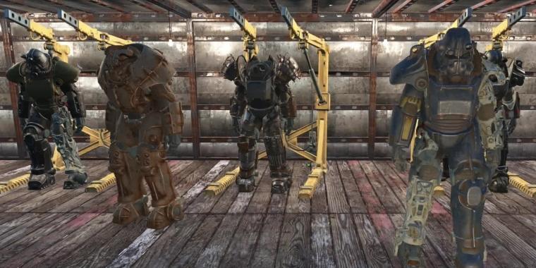 Fallout 76 Komplette Karte.Fallout 4 Guide Zu Powerrüstungen X 01 Power Armor Finden