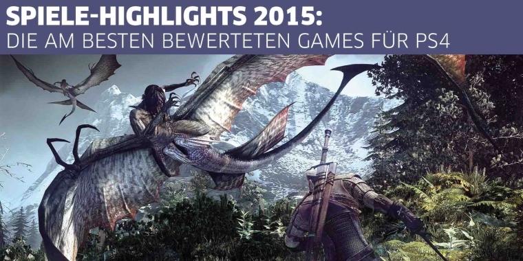 Spiele Highlights Die Höchsten Wertungen 2015 Der Play4
