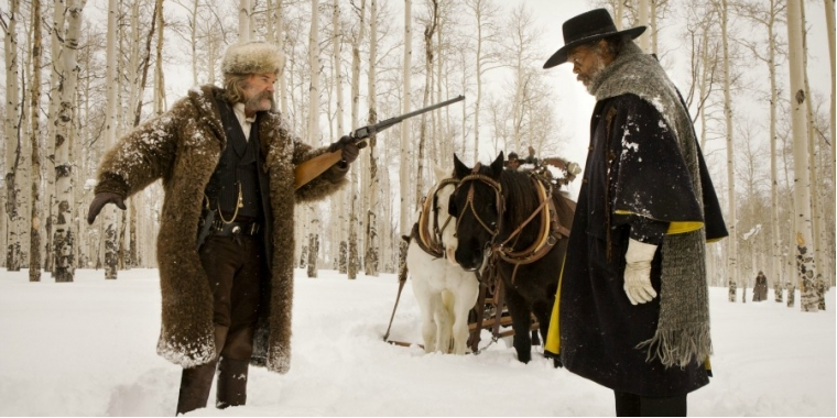 """The Hateful Eight"" (2016)"
