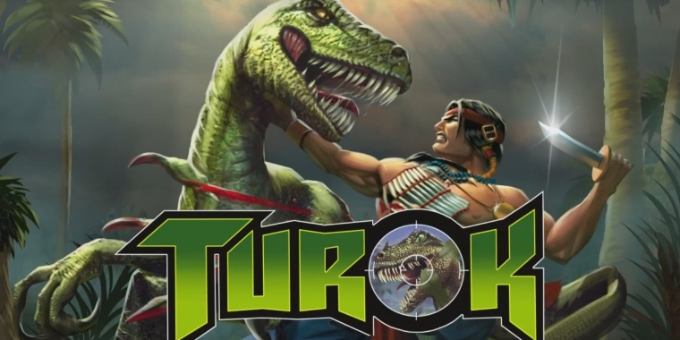 Turok: Escape from Lost Valley steht kurz vor dem Release. (1)