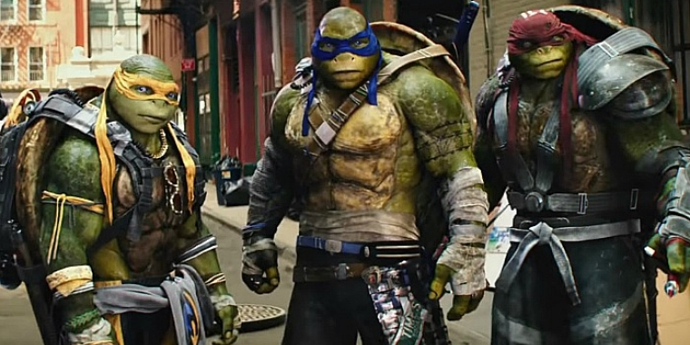 """Teenage Mutant Ninja Turtles 2"" (2016)"