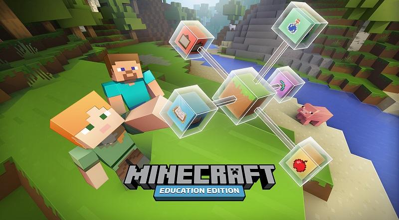 Minecraft Microsoft Kündigt Education Edition Für Die Schule An - Minecraft spiele arten