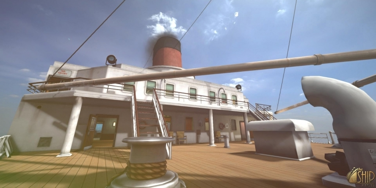 The Ship: Remastered erscheint am 22. Februar auf Steam Early Access.  (10)