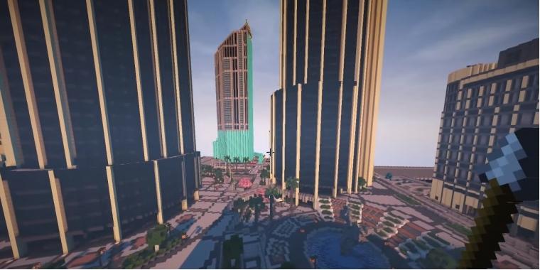 GTA Fans Planen Nachbau Von Los Santos In Minecraft - Minecraft gta spiele