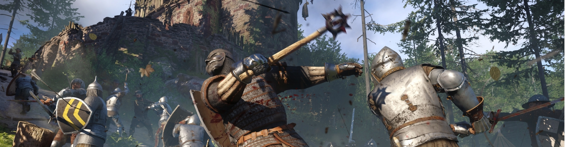 Kingdom Come Deliverance: Beta-Version angespielt