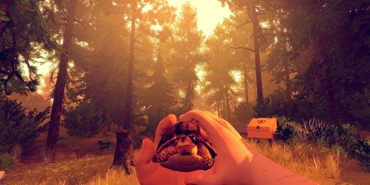 Firewatch - Alle Fundorte der Notizen im Video-Guide