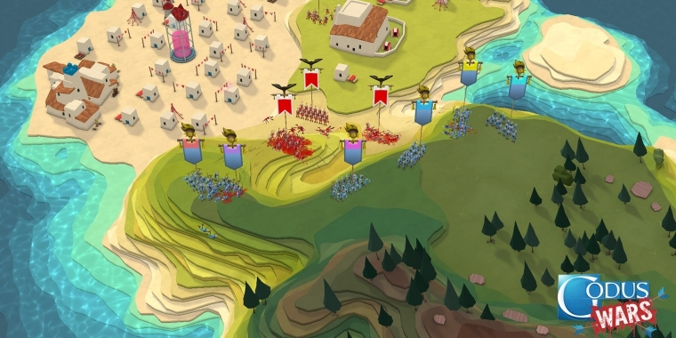 Godus Wars: Godus-Ableger im Early Access