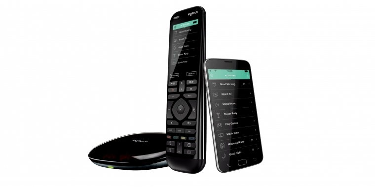 how to connect logitech harmony to pc