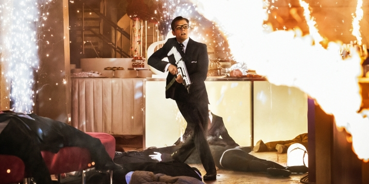 """Kingsman: The Secret Service"" (2014)"