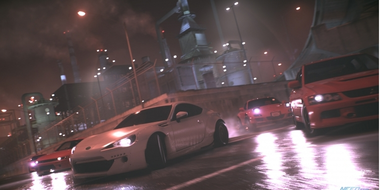 Need for Speed verlangt nach potenter PC-Hardware.