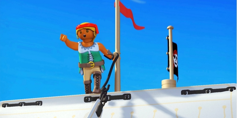 """Playmobil: Das Geheimnis der Pirateninsel"" (2009)"