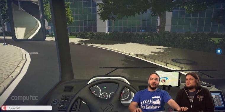 Bus-Simulator 2016: Let\'s Play zur neuen Busfahrer-Simulation mit ...