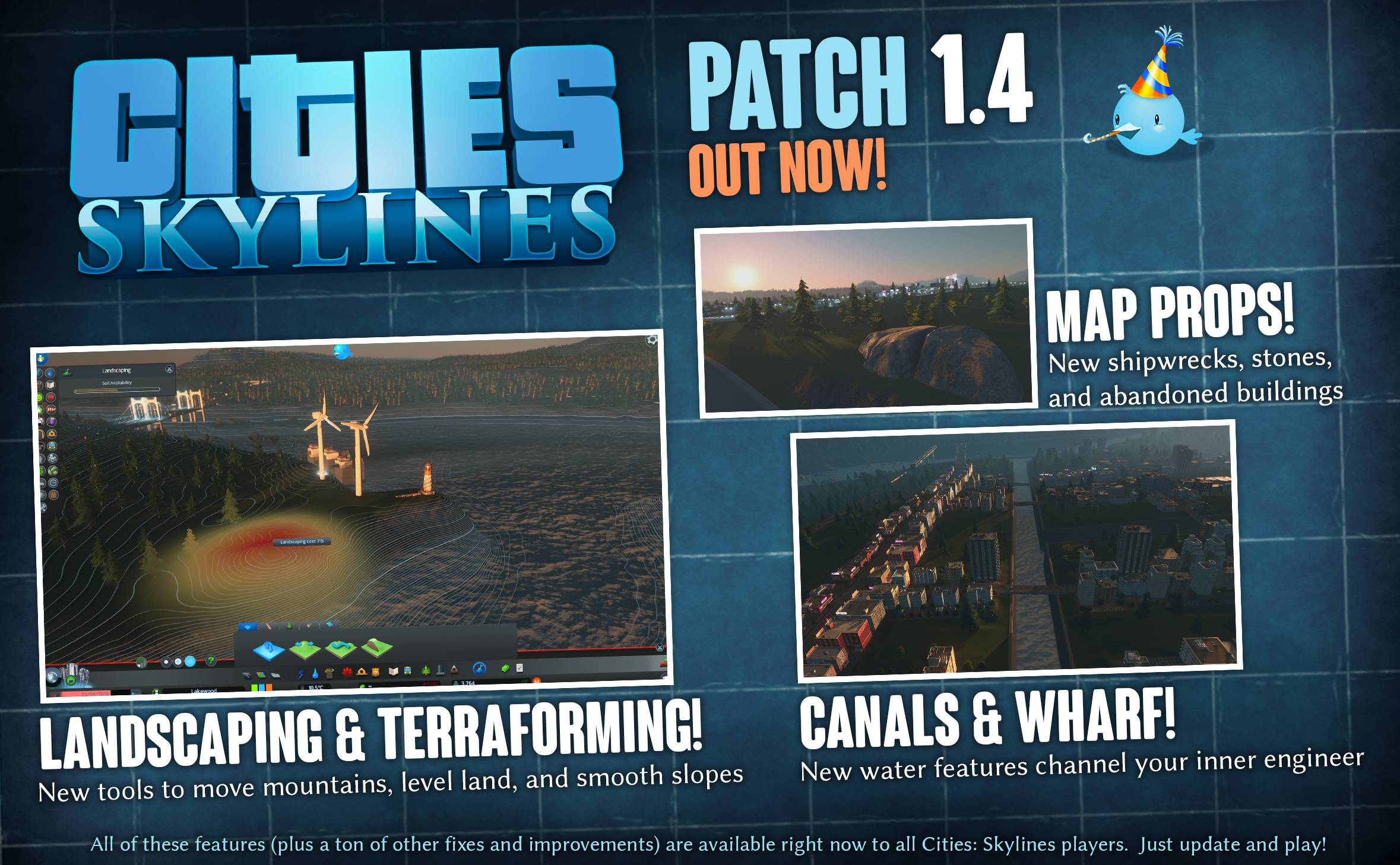 Cities Skylines Natural Disasters Episode