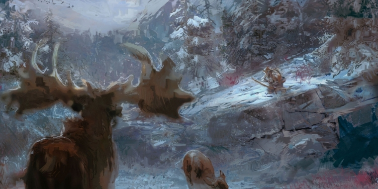 Far Cry Primal wird zum Survival-Game.