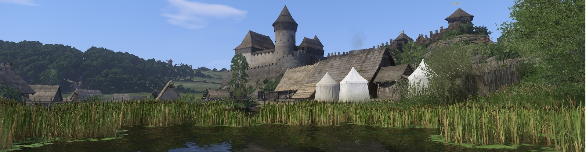 Kingdom Come Deliverance: Video zur Beta zeigt Lichteffekte und Wettersimulation