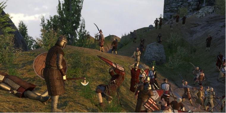 Mittelalter Spiele Ps4